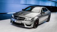 Mercedes-Benz C63 AMG primeşte o versiune mai puternică: Edition 507