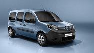 Renault Kangoo facelift: poze şi informaţii oficiale