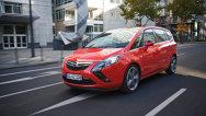 Opel Zafira Tourer primeşte motorul diesel 2.0 CDTI BiTurbo cu 195 CP