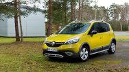Renault Scenic facelift şi Scenic XMOD, pregătite pentru Geneva 2013