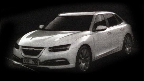 Cum ar fi arătat noul Saab 9-3 dacă firma suedeză nu ar fi intrat în faliment