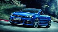 Volkswagen Golf 6 R Cabrio – imagini şi informaţii oficiale