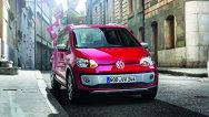 Volkswagen Cross Up! - primele imagini şi informaţii oficiale
