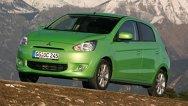 Schimbare de nume pentru citadina Mitsubishi: Space Star va debuta la Geneva 2013
