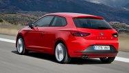 Seat Leon Sports Coupe - Imagini şi informaţii oficiale