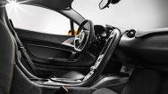 Primele imagini cu interiorul supercar-ului McLaren P1