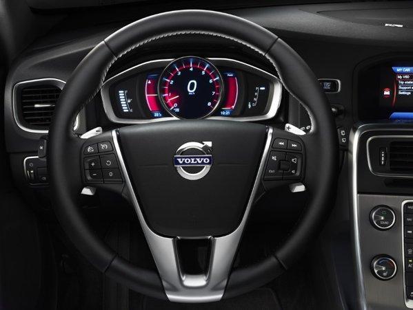 Volvo, indicatoare de bord
