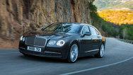Bentley Flying Spur - Imagini şi informaţii oficiale