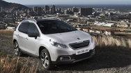 Peugeot 2008, primele imagini şi informaţii oficiale