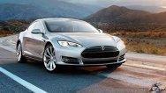 Preţul de pornire în Europa pentru limuzina electrică Tesla Model S: peste 60.000 de euro