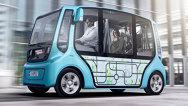 Rinspeed MicroMAX: Mini-autobuzul inteligent