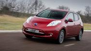 Versiunea europeană a lui Nissan Leaf 2013 debutează la Geneva