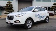 Hyundai demarează producţia de serie a modelelor Fuel-Cell cu SUV-ul ix35