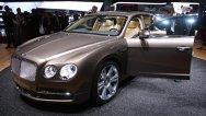 LIVE PROMOTOR: în sfârşit, Bentley Flying Spur îi dă emoţii lui Rolls Royce