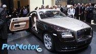 LIVE PROMOTOR: Rolls Royce Wraith impresionează orice milionar