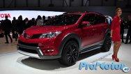 LIVE PROMOTOR: noua Toyota RAV4 vine cu un look proaspăt