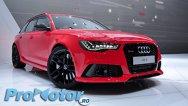 """LIVE PROMOTOR: armata de """"RS""""-uri din standul Audi de la Geneva 2013"""