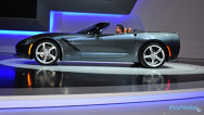 Noul Corvette Stingray, piesa de rezistenţă a standului Chevrolet la Geneva 2013