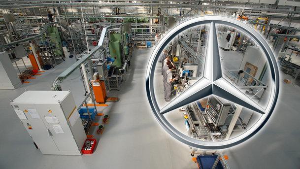 Mercedes-Benz investeşte peste 300 de milioane de euro în România