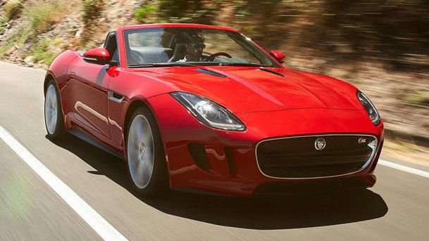 Jaguar F-Type, actor într-un film de scurt metraj alături de Damian Lewis. VIDEO