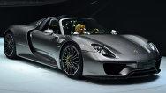 Aproape fără secrete: datele tehnice ale lui Porsche 918 Spyder