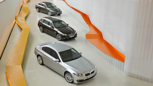 Preurile n Romnia pentru BMW Seria 5 facelift