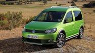 Volkswagen Cross Caddy - răspunsul dat de VW lui Dacia Dokker Stepway?
