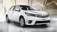 Primele imagini cu noua Toyota Corolla, versiunea pentru Europa