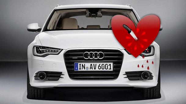 Studiu: şoferii de Audi sunt cei mai predispuşi la a-şi înşela partenerul