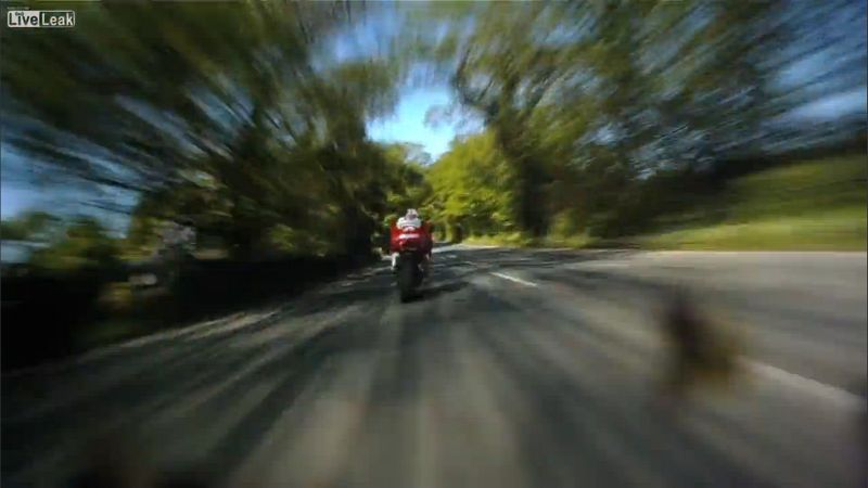 Isle of Man onboard camera - AMETITOR! VIDEO					 - e Stirea Zilei