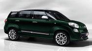 Fiat 500L Living e vărul cu şapte locuri al citadinei Fiat 500
