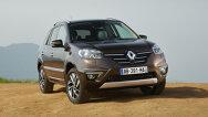 Crossover-ul Koleos a primit un facelift din partea Renault