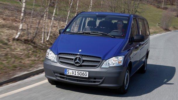 Mercedes-Benz Vito: dotări, preţuri, versiuni