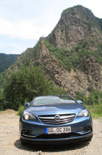 "Cum a fost în aventura ""Fii cool cu Opel Cascada"""