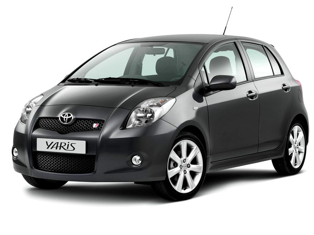 Imagini Toyota Yaris Ts