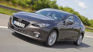 Noua Mazda3 Sedan 2013, primele imagini!