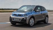Primele informaţii şi imagini oficiale cu maşina electrică BMW i3