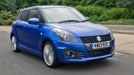 Două noi versiuni pentru Suzuki Swift facelift: Sport cu 5 uşi, respectiv 4x4 SZ4