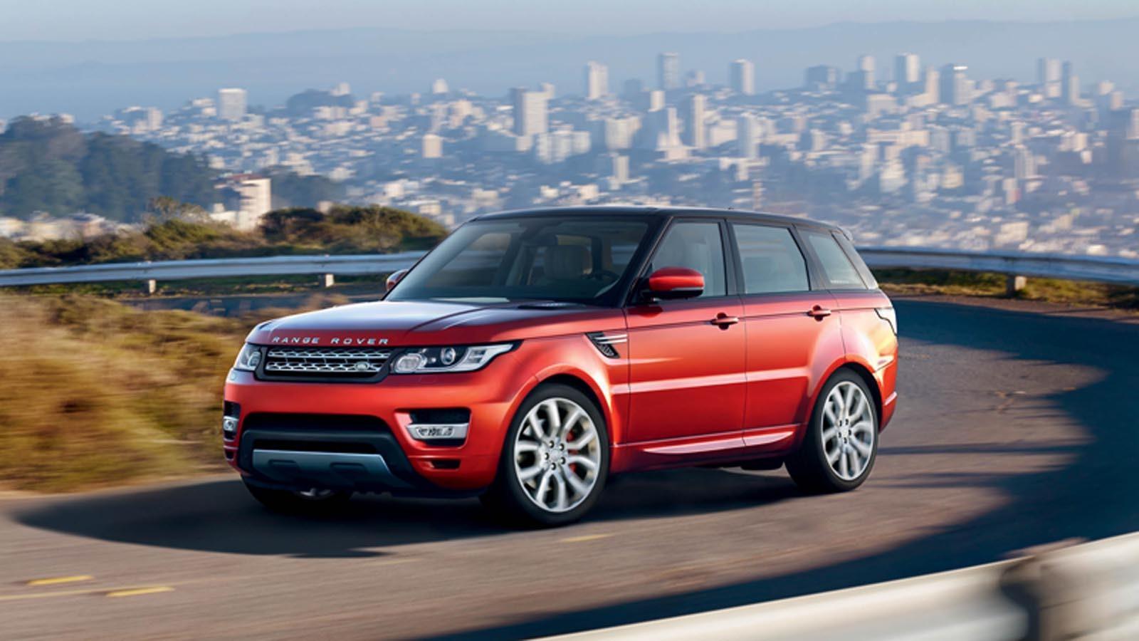 Imagini - Lansare in România - noul Range Rover Sport