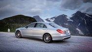 Mercedes-Benz S63 AMG: imagini şi informaţii oficiale