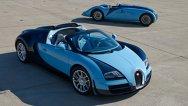 Noi ediţii speciale Bugatti Veyron Legends: prima îi este dedicată lui Jean-Pierre Wimille