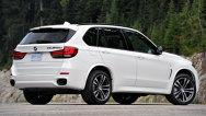 Primele imagini cu BMW X5 M50d, SUV-ul diesel de aproape 400 CP