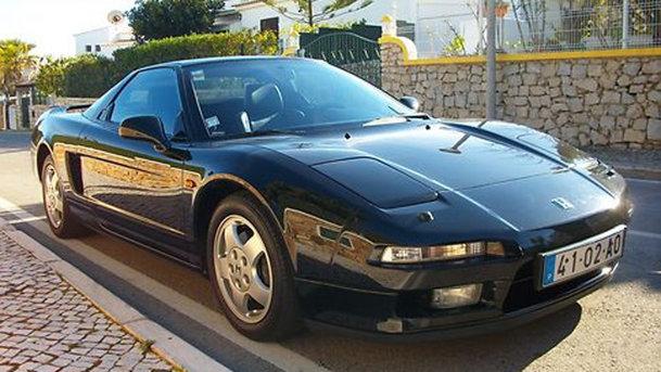 De vânzare: Honda NSX, deţinută de pilotul de F1 Ayrton Senna