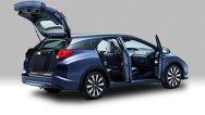 Honda Civic Tourer, imagini şi dotări