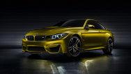 Primele informaţii şi imagini oficiale cu conceptul BMW M4