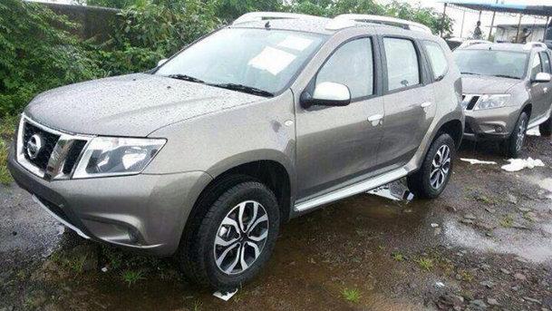 Noul Nissan Terrano are la bază SUV-ul românesc Dacia Duster