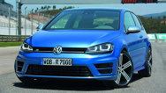 E oficial, aşa arată noul Volkswagen Golf R. UPDATE