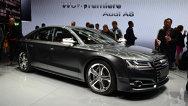 Audi A8 şi S8 facelift: informaţii şi imagini oficiale