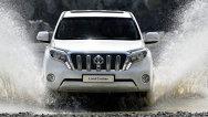 Toyota Land Cruiser facelift – imagini şi informaţii oficiale