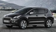 Peugeot reîmprospătează crossoverul 3008